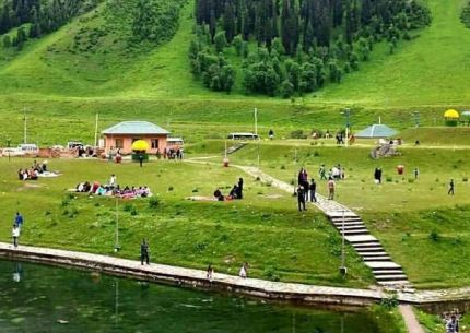 Sonmarg Holiday Package
