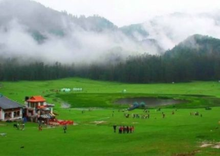 Romantic Dalhousie Holiday